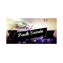 Pack Soirée