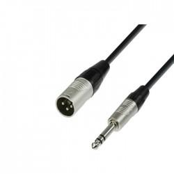 Câble Jack XLR Femelle 5M