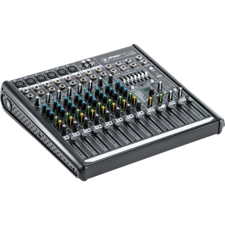Console 8 Canaux