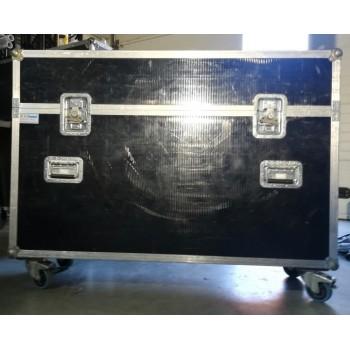 Flightcase TV 55 pouces
