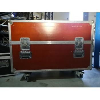 Flightcase TV 50 pouces