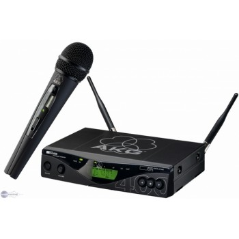 WMS 400 Wireless System