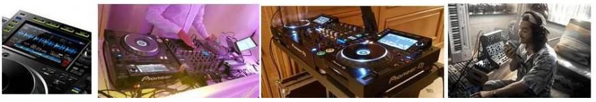 Espace DJ
